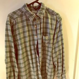 Men's j crew flannel